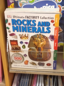 A science supplement.  We're doing earth science this year.