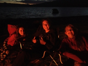 campire and s'mores