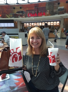 I think all those funny cows in the Chick-fil-A commercials would approve.